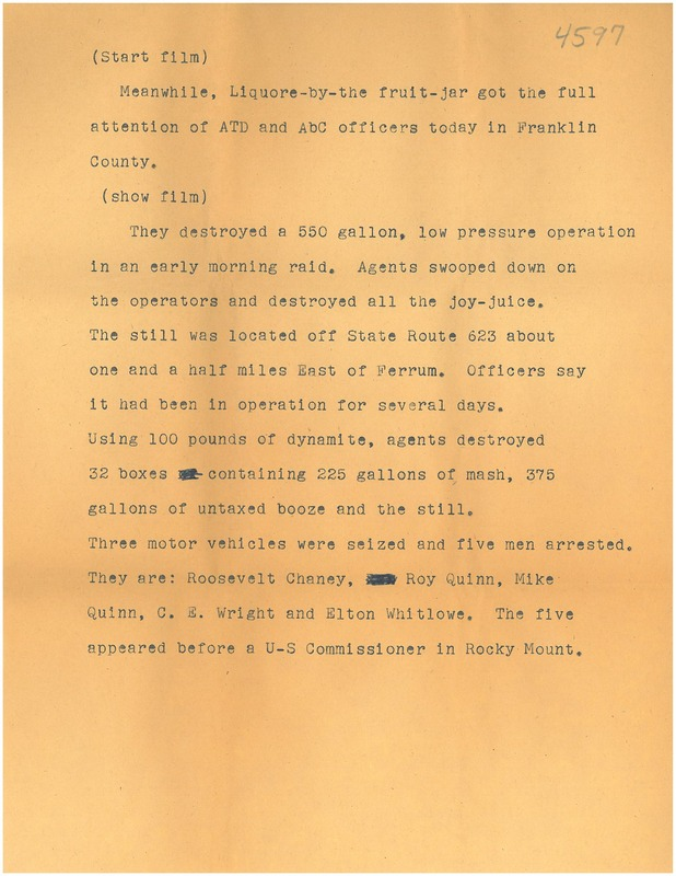 Agents Destroy Moonshine Script
