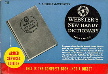 Webster's New Handy Dictionary