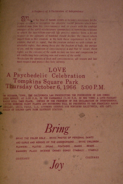 Love: A Psychedelic Celebration