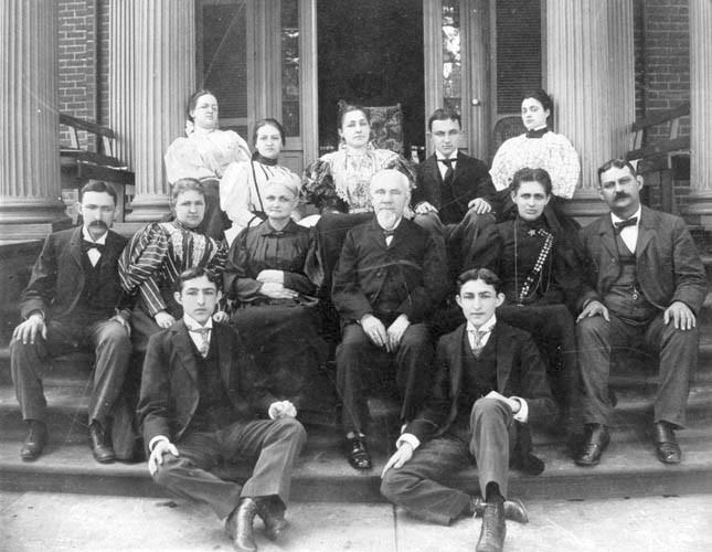 Oberdorfer family