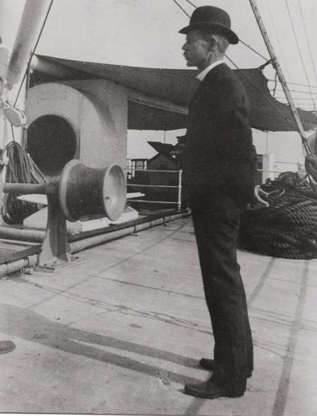 Photograph of Major Walter Reed