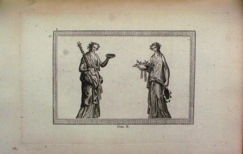 Antiquités d'Herculanum (Paris, 1781)