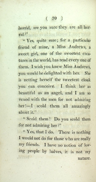 Northanger Abbey and Persuasion, by Jane Austen.