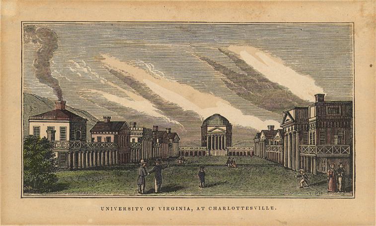 University of Virginia, at Charlottesville, 1843-45.