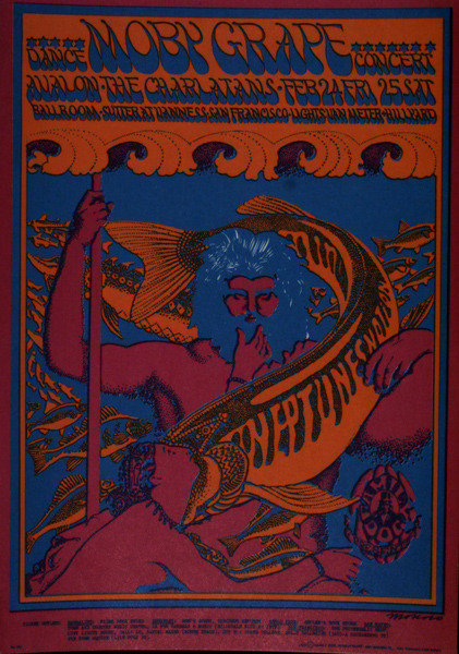 Moby Grape Dance Concert
