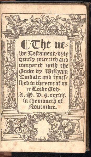 Newe Testament