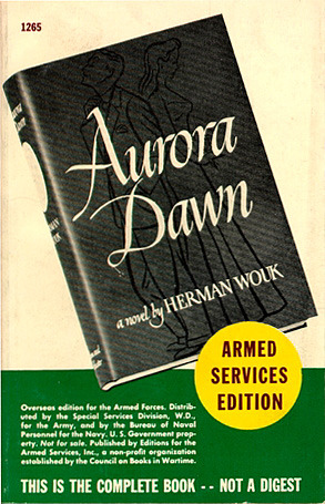 Herman Wouk. Aurora Dawn