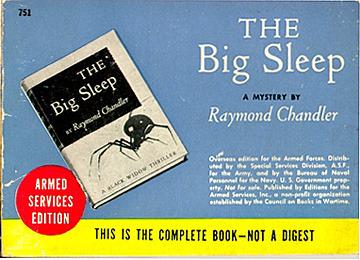 Raymond Chandler, The Big Sleep