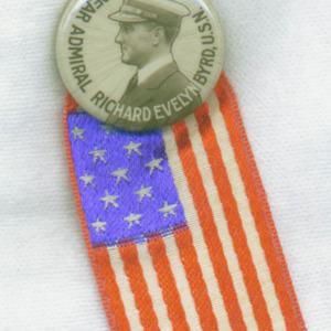 Richard E. Byrd pin