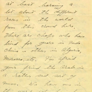 McConnell letters. February 20, 1917, p.1