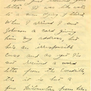 McConnell letters. February 20, 1917, p.2