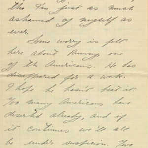McConnell letters. March 2, 1916, p.2