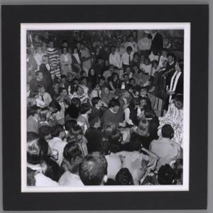 Photograph of Joan Baez