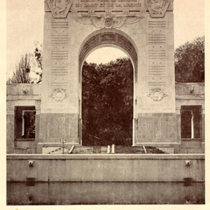 McConnell photographs. The Lafayette Escadrille Memorial&lt;br /&gt;<br />