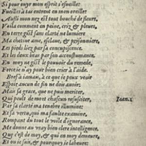 Marguerite. Marguerites (1558), p.8