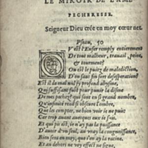 Marguerite. Marguerites (1558), p.7 verso