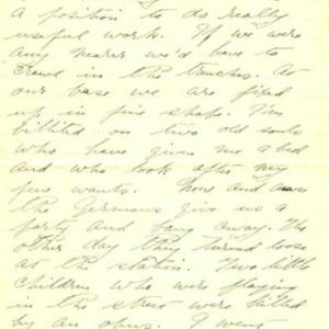 McConnell letters. April 26, 1915, p.1