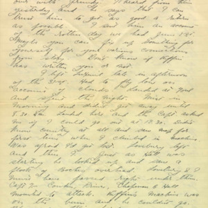 McConnell letters. June 3, 1916, p.1