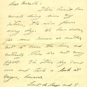 McConnell letters. February 10, 1917, p.1