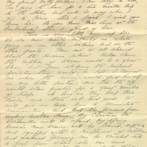 McConnell letters. July 18, 1915, p.2