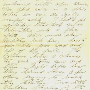 McConnell letters. April 23, 1915, p.1