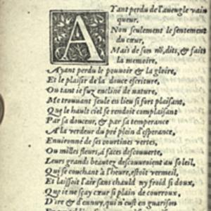 Marguerite. Marguerites (1558), p.365 verso