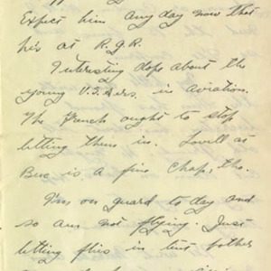 McConnell letters. July 25, 1916, p.2