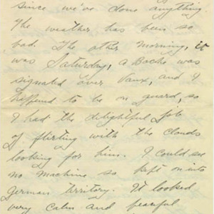 McConnell letters. June 13, 1916, p.1