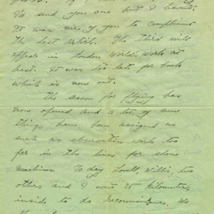 McConnell letters. March 16, 1917, p.2
