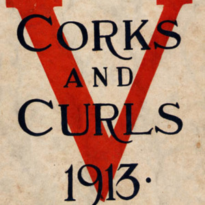 1913 Corks and Curls