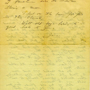 McConnell letters. November 15, 1916,  p.2