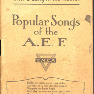 Popular Songs of the A.E.F.
