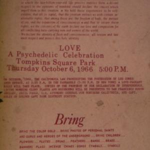 Love: A Psychedelic Celebration