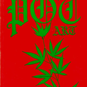Stone Mountain. Pot Art & Marijuana Reading Matter