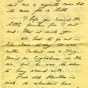 McConnell letters. December 26, 1916, p.2