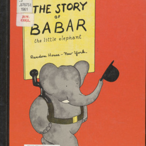 The Story of Babar, the Little Elephant