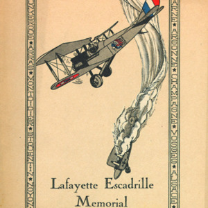 McConnell documents. An official publication of the Lafayette Memorial, near Paris, published 1928