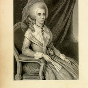 Elizabeth Schuyler Hamilton, portrait