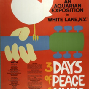Woodstock Music & Art Fair presents An Aquarian Exposition