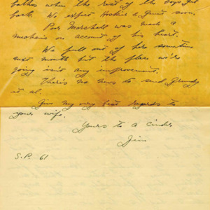 McConnell letters. December 11, 1916, p.2
