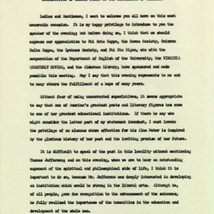Introduction of Robert Frost, final page 1