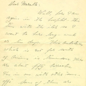 McConnell letters. February 14, 1917, p.1