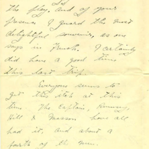 McConnell letters. February 14, 1917, p.2