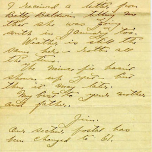 McConnell letters. December 7, 1916, p.2