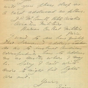 McConnell letters. March 2, 1916, p.4