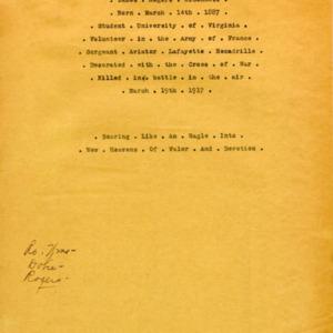 McConnell letters. April 14, 1919. Alderman to W.W. Fuller, p.3