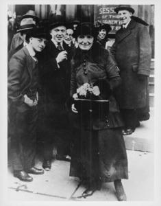Margaret Sanger, October 1917.
