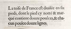 Androuet du Cerceau. Liure d'architecture, T.p. verso