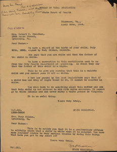 Cheatham Letter