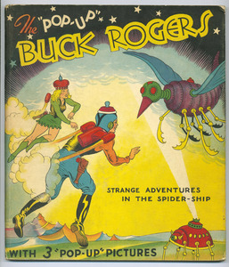 Strange Adventures in the Spider Ship